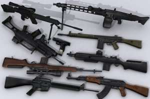 Weapons: ICRC Sounds Alarm On Arms Trade