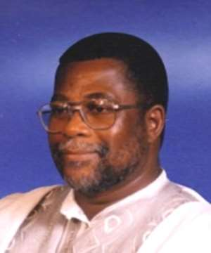 Why I Quit As Ranking Member - Dr Ampofo