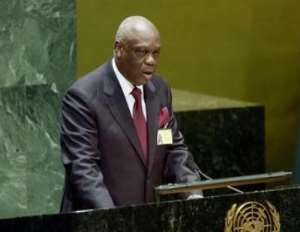 Speaker Cautions Against Complacency In Democratic Process