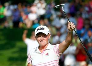 Stacy Lewis finishes strongly to claim NW Arkansas Championship