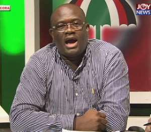 Alfred Kumi Fires Stan Dogbe Over Reckless Comments On Nana Addo's Age
