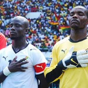 Ghana must focus on the now - Milovan