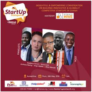 Kumasi Hive to Host May Edition of Startup Dialogues