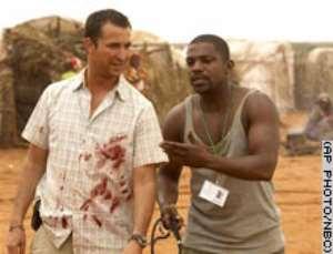 'ER' deals with Darfur