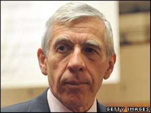 Jack Straw says there are no security concerns
