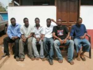 4 Students Surrender To Police