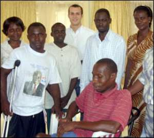 NGO assists physically challenged