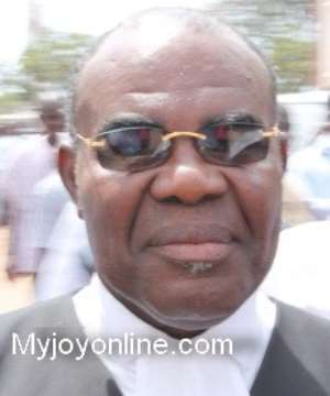 Aykoi Otoo: NPP should be concerned about delegates recording spoilt ballots
