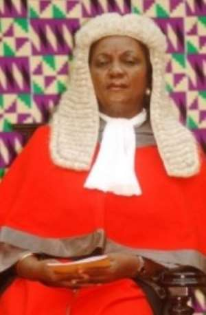 Child Labour affect Human Capital Development - Chief Justice