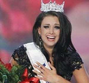 Laura Kaeppeler, Miss America 2012
