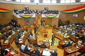 Parliamentary Staff Threaten Aluta