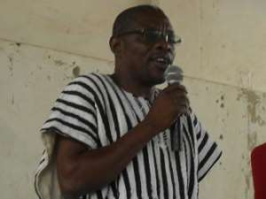 Former Minister calls on NDC party supporters to stand united