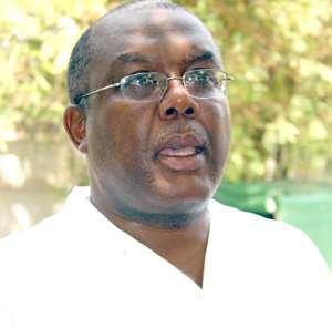 Ambassador Victor Smith For NDC Veep Slot?