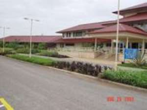 Sunyani Hospital Receives Donation From Canada