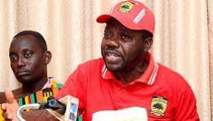 Hearts of Oak PRO blasts Kotoko Board Chairman, brands him an ignorant lawyer