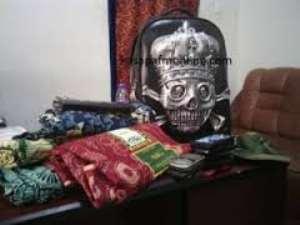 Kasoa Notorious Armed Robber Grabbed