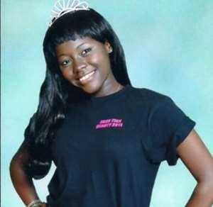 Miss Teen Ghana 2011.