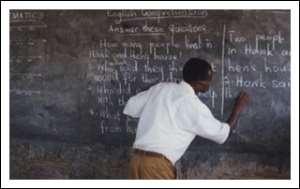4 Teachers banished from Western Region