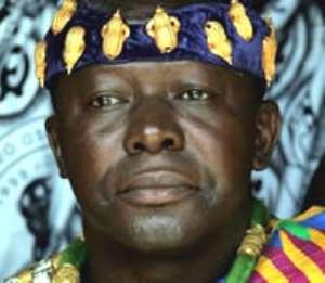 Otumfuo Osei Tutu settle the impasses in Asanteman Association In the USA
