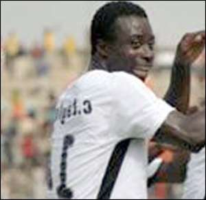 ...Taylor, Other CHAN Players For Black Stars