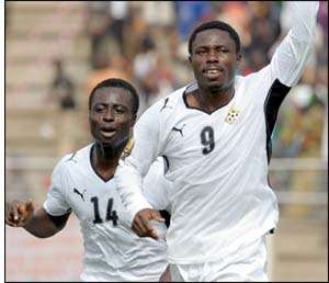 DR Congo Set Up Ghana Final