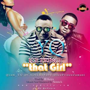 World Premiere: YQ Teams Up With Ice Prince in Classic Collaboration 'THAT GIRL'