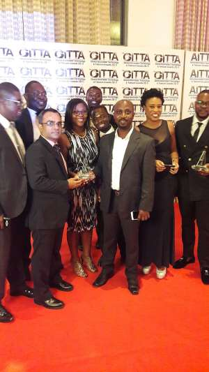 Busy Wins 4GLTE Provider; IT Team Of The Year Awards