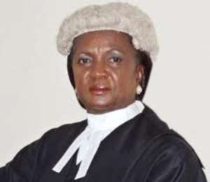 Chief Justice Georgina Wood Officially Retires Today