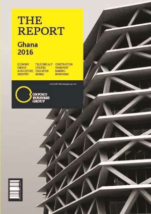 Oxford Business Group Launches 2016 Report On Ghana