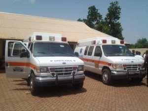 Must We Politicise Ambulances Too?