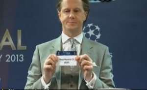 Champions League : The Draw of the quarter finals -Videos-