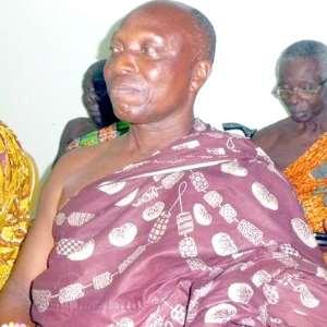 Volta Chiefs Hit Mahama With Demo