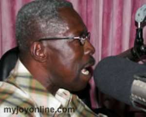 Tony Aidoo: Army letter is fake: