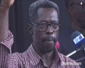 Tony Aidoo Slams Prez Kufuor