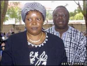 Zimbabwe: Tsvangirai's wife 'dead in crash'