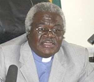 Rev. Prof. Emmanuel Martey