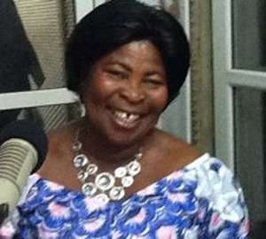 Who would have thought Akua Donkor could turn her back on Mahama?