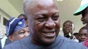 Prez Mahama seeks support for feeder roads