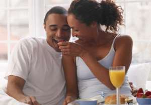 Tell your partner often how much you love being married to him.