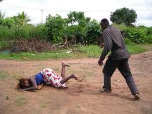 Domestic violence n