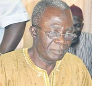 Anthony Gyampo - Former Boss of the Electricity Company of Ghana (ECG)