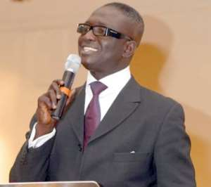We Give Thanks To God In All These Things--KKD