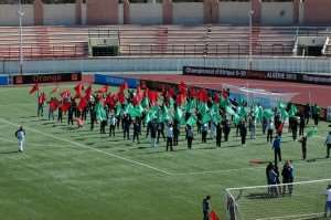 Image of the Day : Opening Ceremony U 20 AFCON