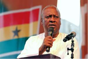 "Mahama Has ""Suffered"" As President But Still Looks Good"
