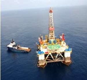 Oil production now over 105, 000 barrels per day