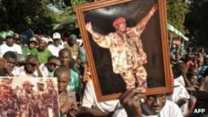 Yahya Jammeh seized power in a bloodless coup 17 years ago
