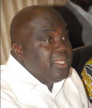 Julius Debrah Is New Chief Of Staff