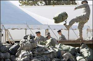 Obama To Pull Troops From Iraq By Mid 2010