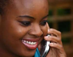 Statistics on the earnings of telecom operators in Ghana indicates operators make average revenue per user of US$5.00 a month in the first half of 2009.