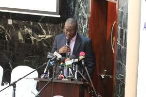 Prof. H. Kwasi Prempeh's Speech Delivered At The IMANI-OccupyGhana Forum On